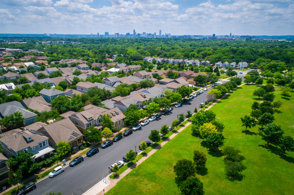 Central Texas home prices in July 2019