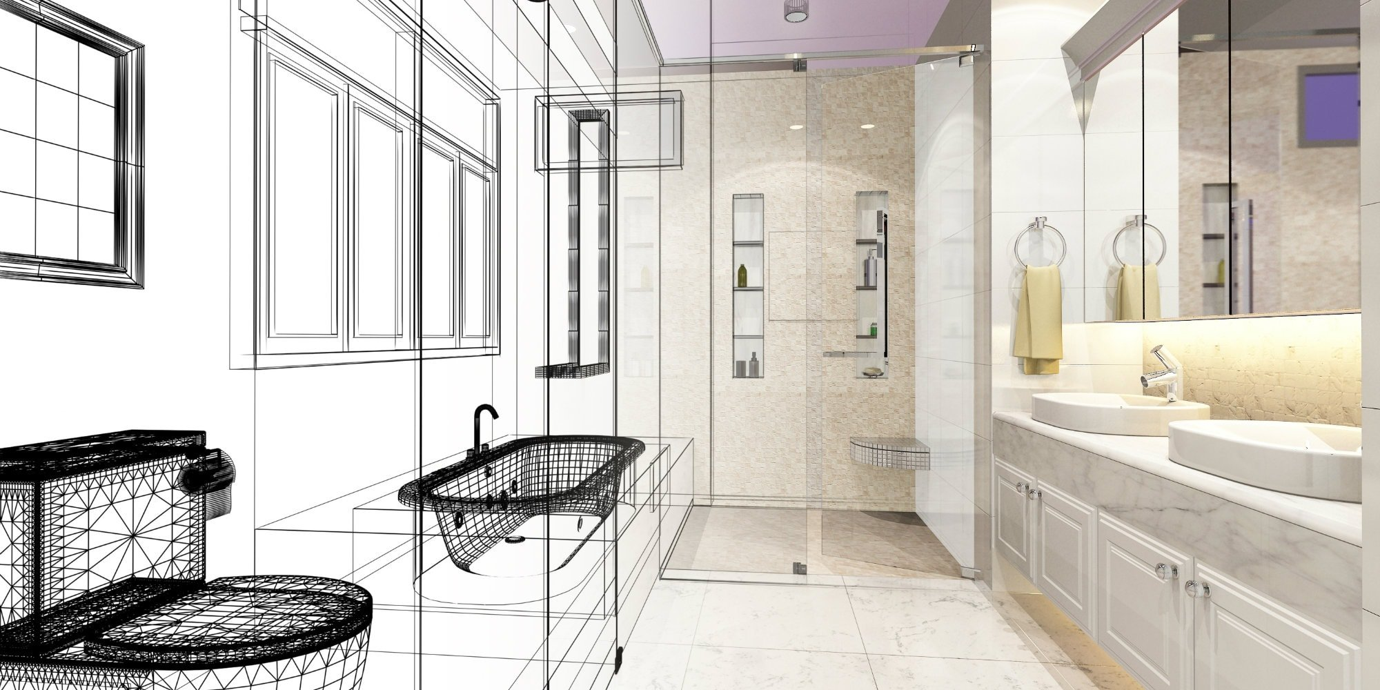 2018 Bathroom Design Trends According to the Experts