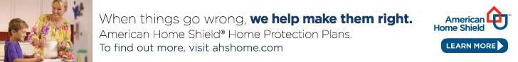 Click to learn more about home insurance on  American Home Shield's website