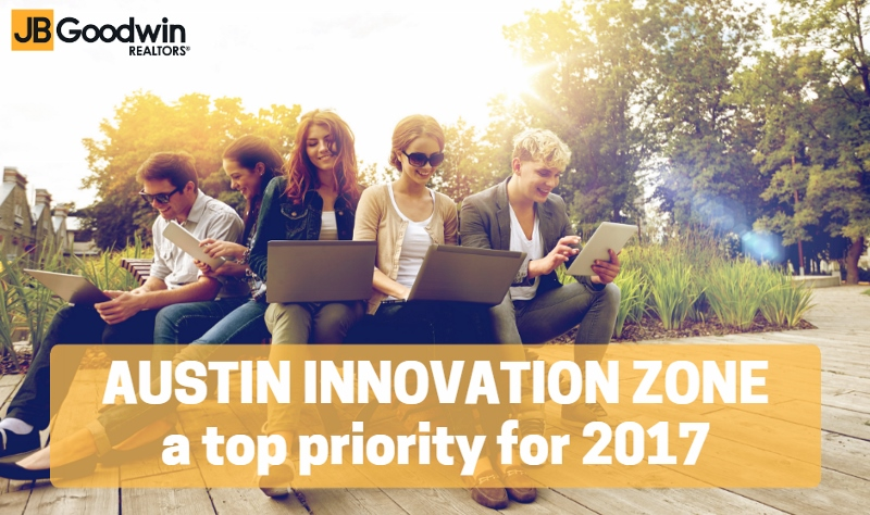 Austin Innovation Zone