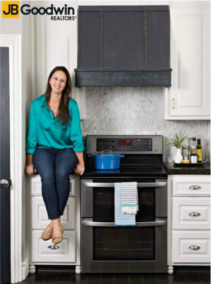 Austin Real Estate Agent Jill Rose's New Kitchen
