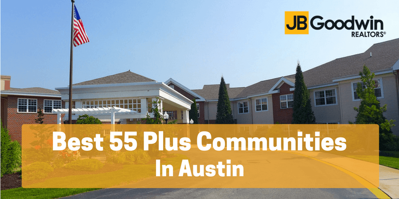 Best 55 Plus Communities In Austin