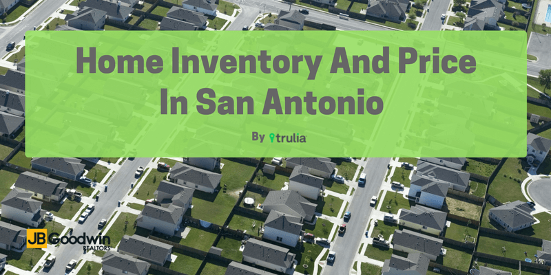 Trulia Guest Post: Home Inventory And Price In San Antonio