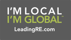 I'm Local, I'm Global Logoq