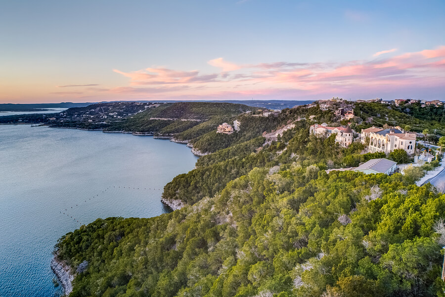 Lake Travis real estate
