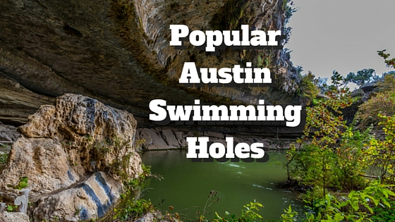 Austin Swimming Holes