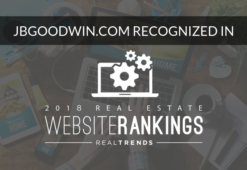 JBGoodwin.com is a Top National Real Estate Website