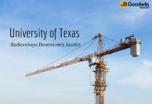University of Texas Redevops Downtown Austin